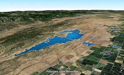 Proposed Sites Reservoir Project