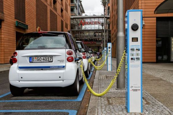 Germany's new stimulus package invests heavily in EVs and public transit.