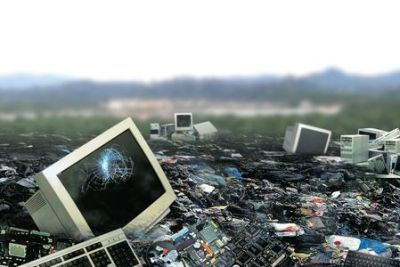 The life cycle of e-waste