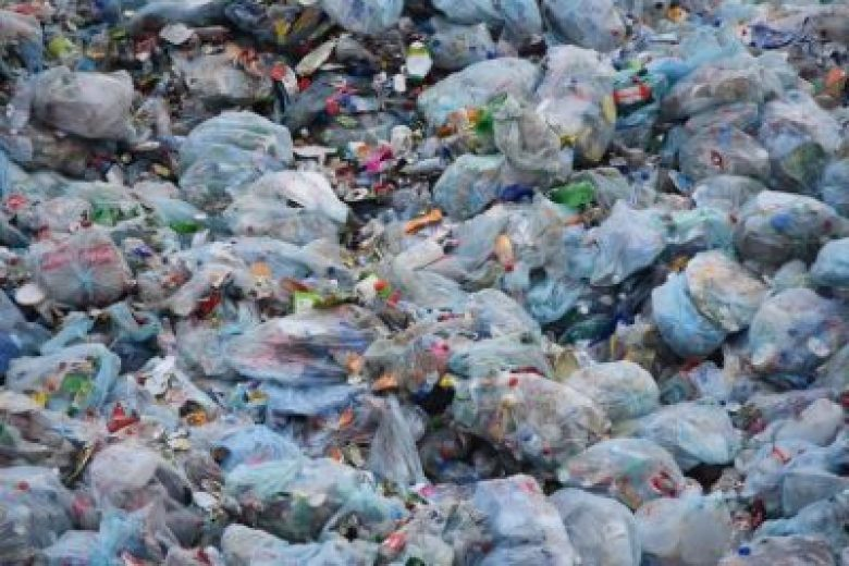 What are plastic bags made of? How oil becomes your grocery bag.