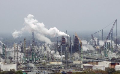 'Cancer Alley' is an 80-mile stretch of chemical plants along the Mississippi River in Louisiana alongside many Black and poor communities