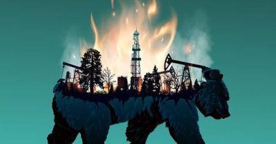 drill baby drill - big oil dominates california