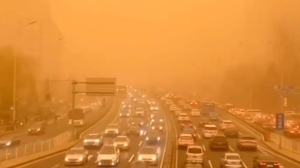 Beijing's 'sandstorm' was actually a dust storm – and that's much worse