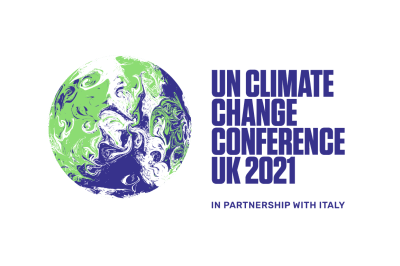 COP 26 UN climate change logo