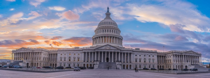 US Capitol building Senate Congress