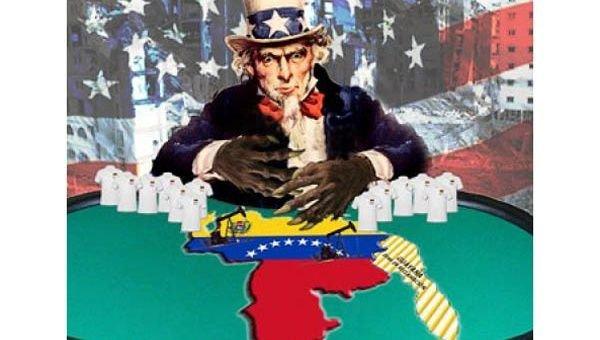 Venezuela - crece la amenaza de intervención