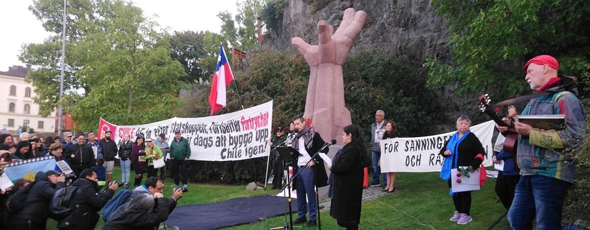 A la Alta Comisionada de la ONU para los Derechos Humanos, Michelle Bachelet