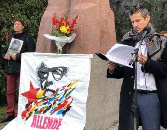 Nieto de Allende hace en Estocolmo un llamado a la Paz