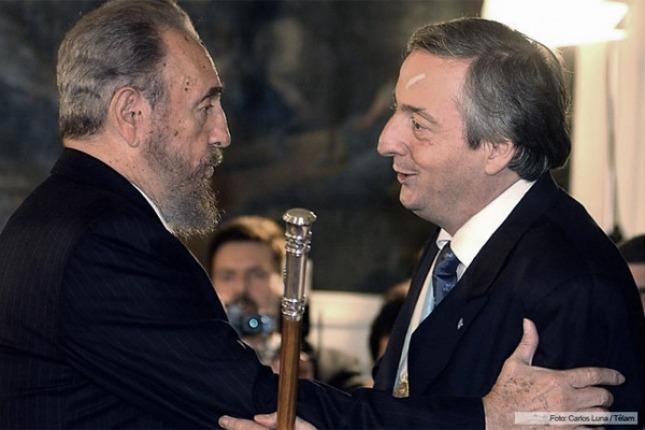 A 15 años de la histórica visita de Fidel a Argentina. Por Orestes Pérez Pérez