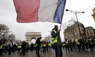 """""""Chalecos amarillos"""": la peculiaridad de lo francés. Por Atilio Boron"""