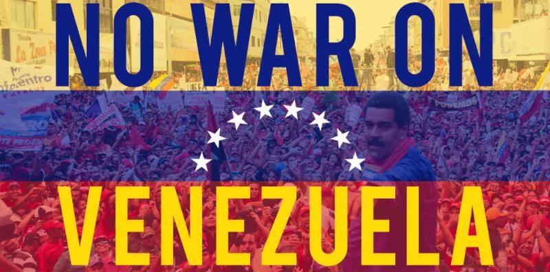Comité InternacionalPaz,Justicia y Dignidad a los Pueblos. Llamado Urgente Contra la Amenaza de Agresión Militar de EE.UU. a Venezuela