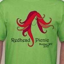 redhead picnic