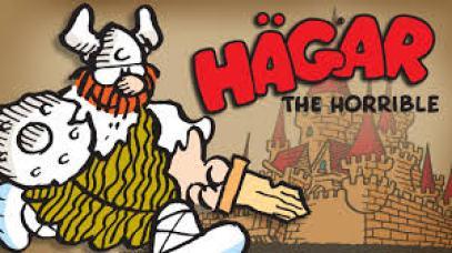hagar the horrible
