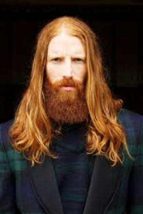long red hair beard