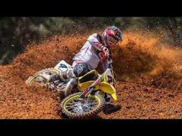 motocross dirt spin