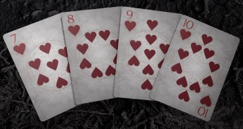 Dust Heart Numbers