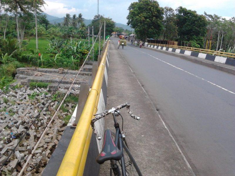 yogyakarta purwokerto dengan sepeda