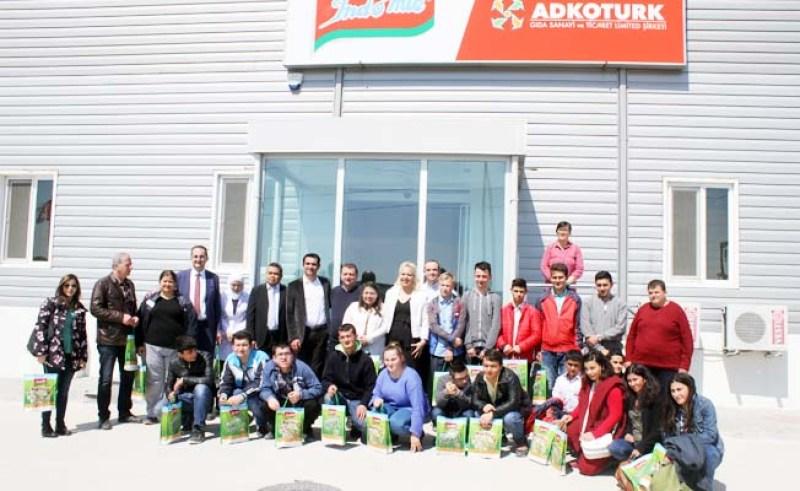factory visit to indomie turkey