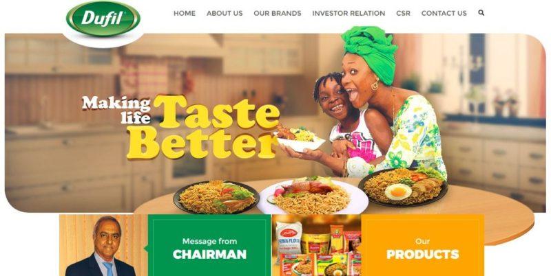 Indomie Nigeria Factory