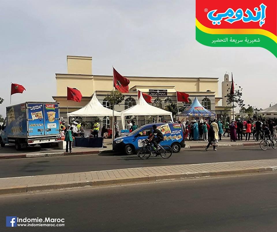Indomie Morocco