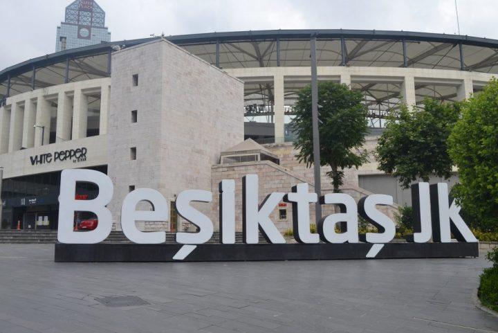 Besiktas Stadium - Vodafone Park
