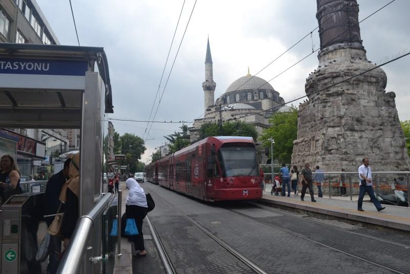 Metro Istanbul Station