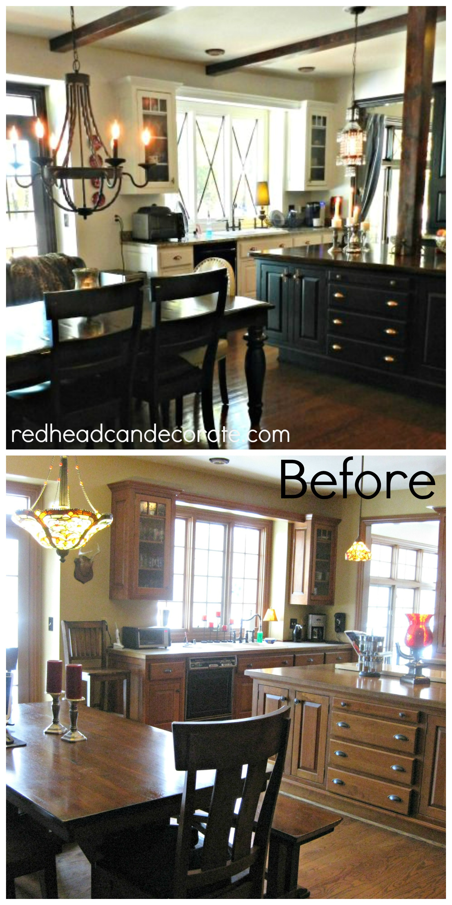 Kitchen Makeover Part 3 Redhead Can Decorate