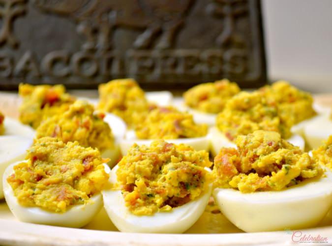 Deviled Eggs Little Miss Celebration