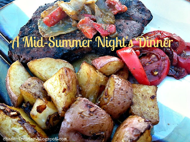 Chase the Star Mid Summer Night Dinner