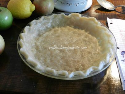 pie crust w: name