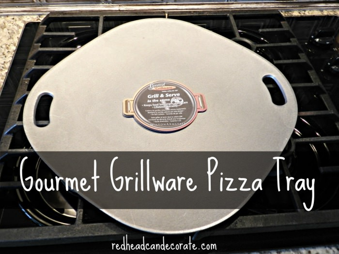 Gourmet Grillware Pizza Tray