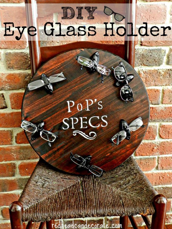 Eye Glass Holder
