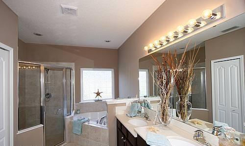 bathroom carden