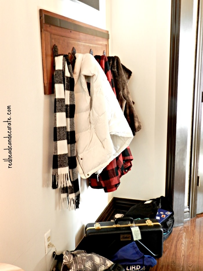 Easy Coat Rack