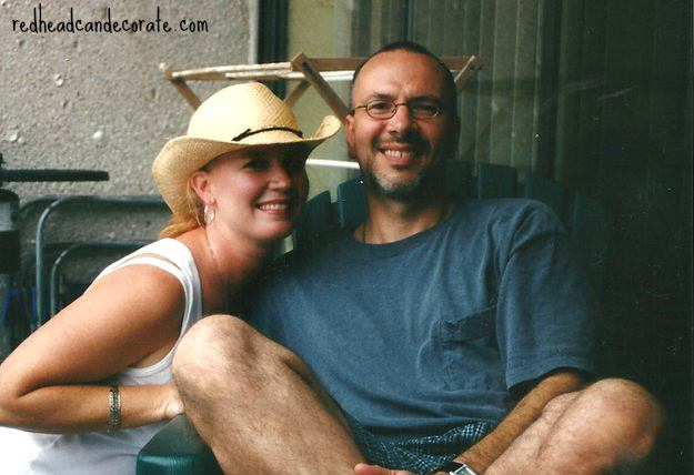 Julie & Rick 10 years