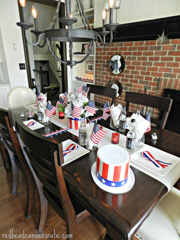 Memorial Day Table Ideas