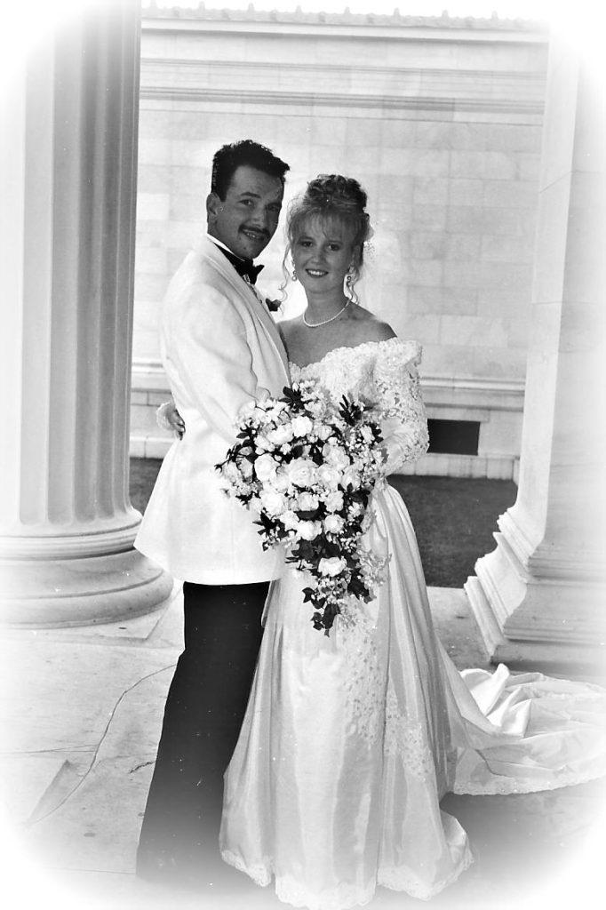 Wedding photo Julie & Rick