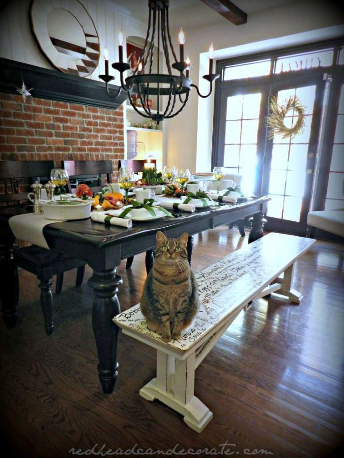 Pretty Thanksgiving Table Ideas