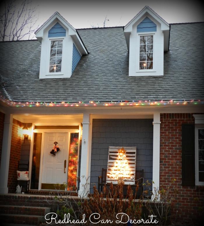 Michigan Christmas Home Tour