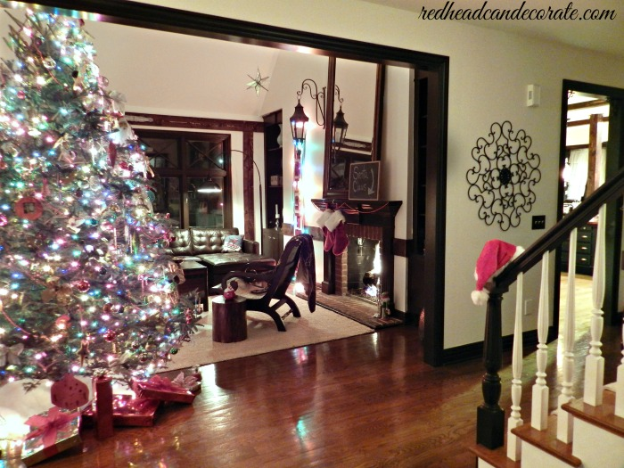 Pretty Christmas Home Tour