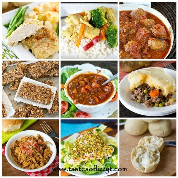 Paleo Recipes - Tastes of Lizzy T