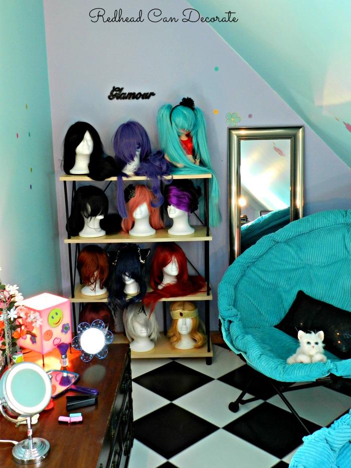 Childrens Salon Idea (for small space)