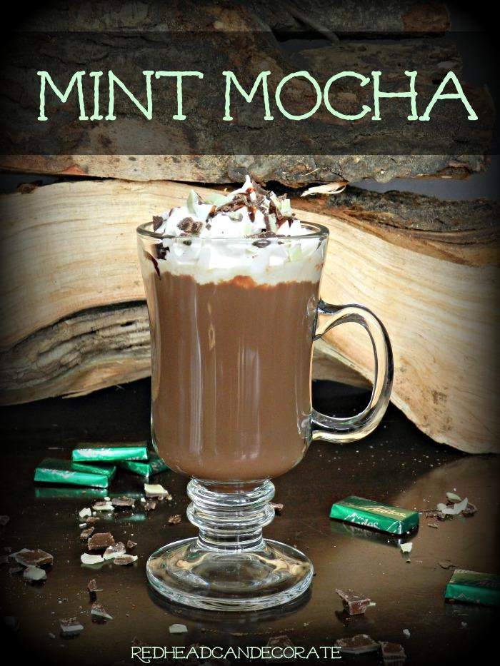 Skinny Mint Mocha