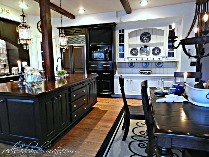 Kitchen Home Tour Hutch