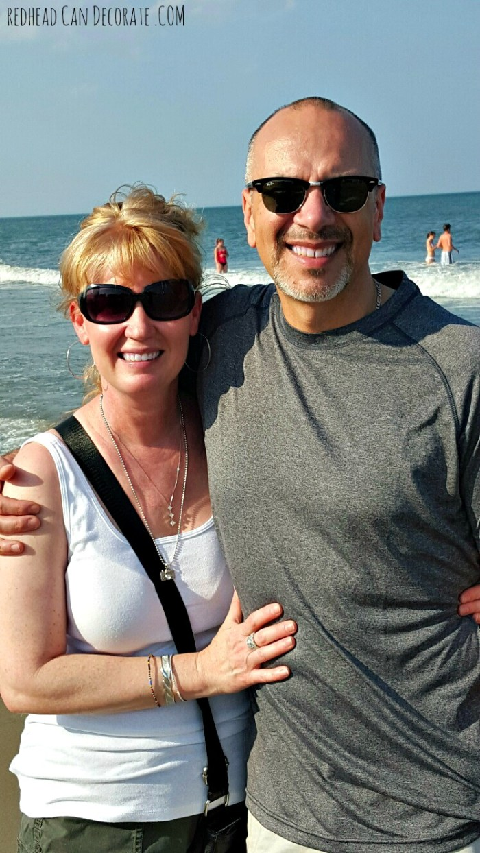 Julie & Rick Virginia Beach 2015