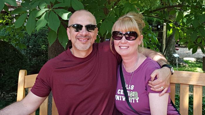 Rick & Julie Virginia 2015