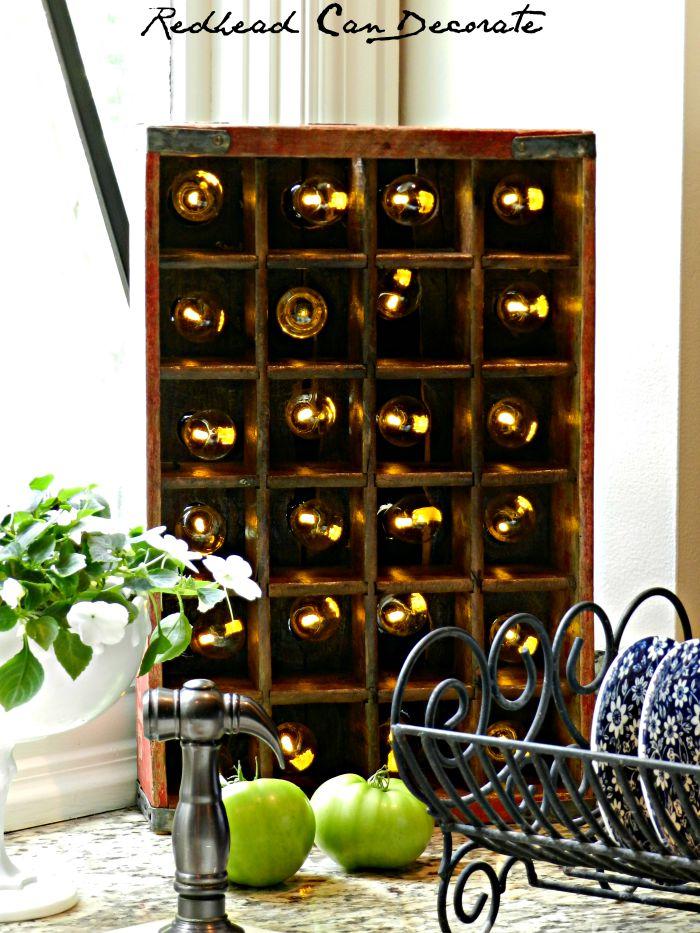 Cola Crate Light