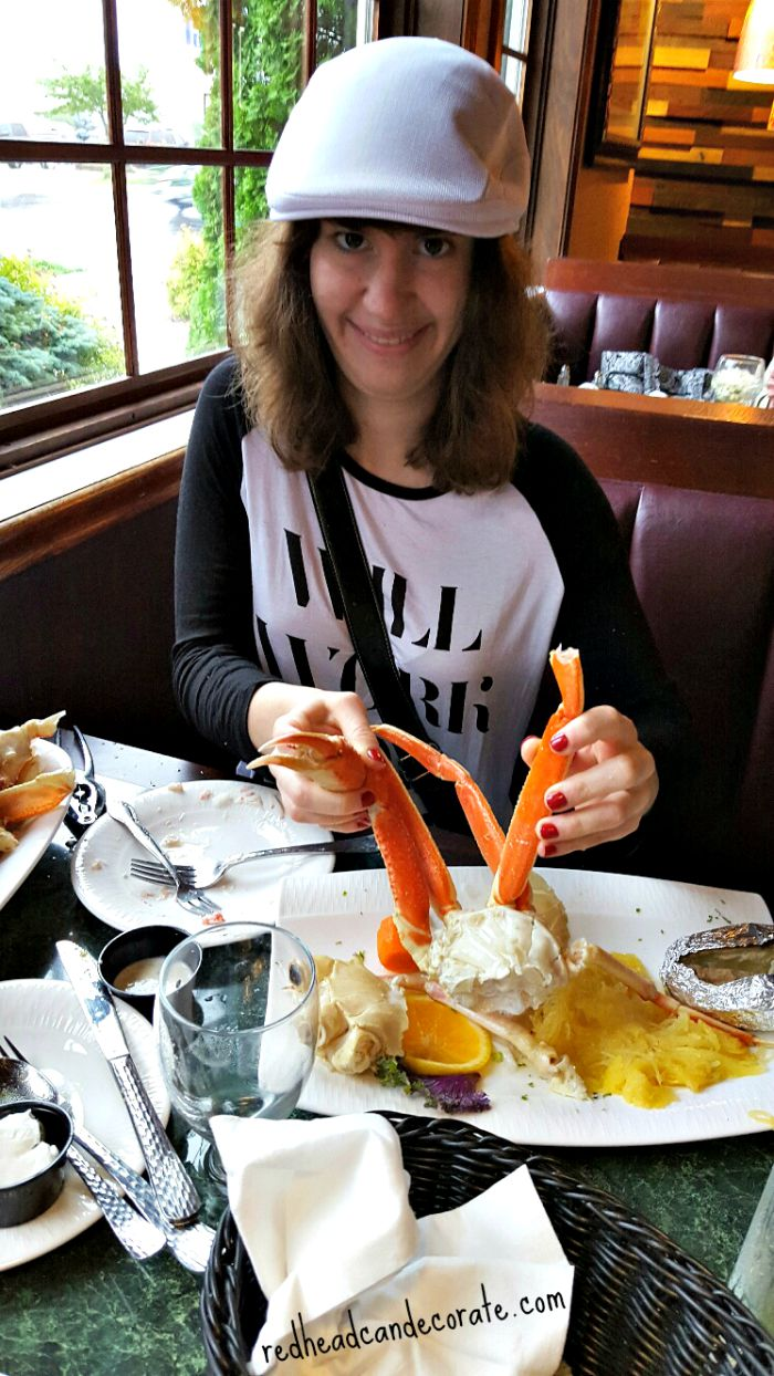 Crab Legs Mackinac