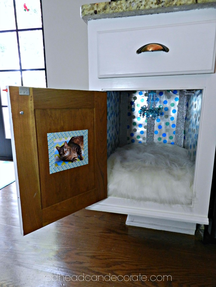 DIY Cat House