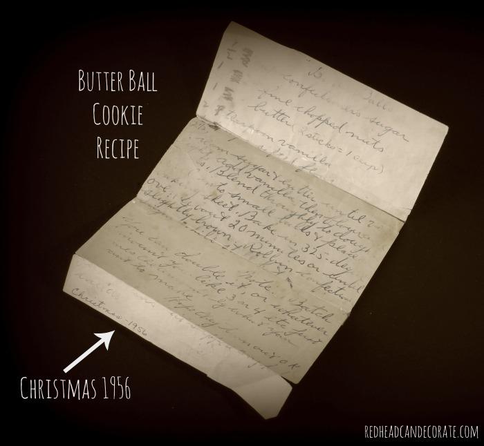 Butter Ball Recipe